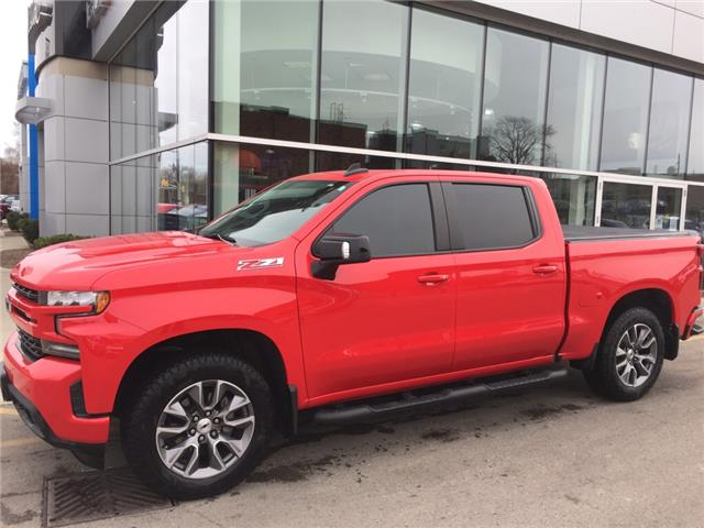 Used 2019 Chevrolet Silverado 1500 RST RST|CREW CAB|4X4|PARK ASSIST|BOSE AUDIO|HD REARVIEW CAMERA|HEATED SEATS/STEERING WHEEL|REMOTE START - London - Finch Chevrolet