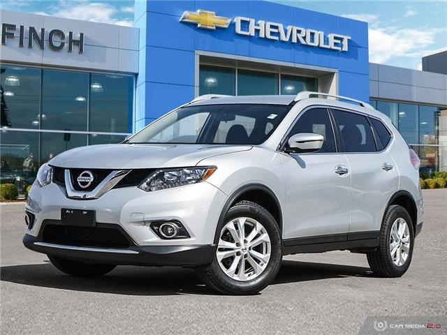 2016 Nissan Rogue SV (Stk: 153510) in London - Image 1 of 28