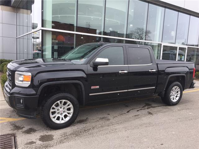 2015 GMC Sierra 1500 SLE (Stk: 154060) in London - Image 1 of 1