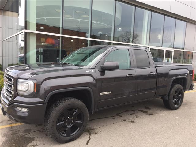 Used 2016 GMC Sierra 1500 Base DOUBLE CAB|4X4|ELEVATION EDITION|BLUETOOTH - London - Finch Chevrolet