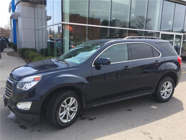 Used 2017 Chevrolet Equinox LT LT|AWD|TOUCH SCREEN|REARVIEW CAMERA|HEATED SEATS|REMOTE START - London - Finch Chevrolet