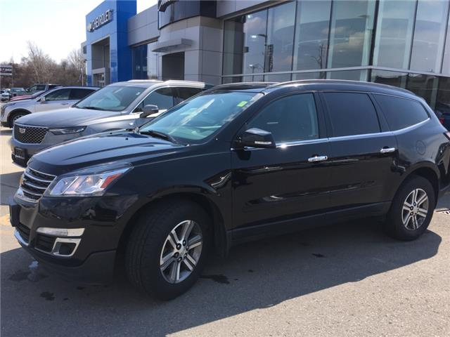 Used 2016 Chevrolet Traverse 1LT 1LT|FWD|SUNROOF|REARVIEW CAMERA|HEATED SEATS|BLUETOOTH - London - Finch Chevrolet