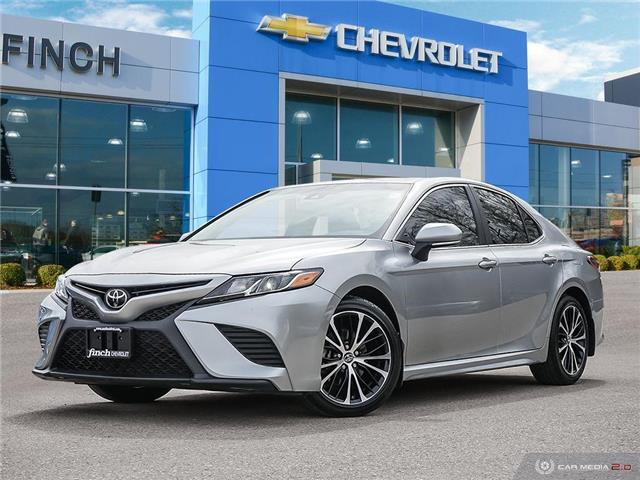 2018 Toyota Camry XLE (Stk: 154047) in London - Image 1 of 28