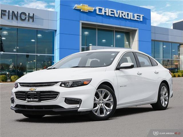 2017 Chevrolet Malibu Premier (Stk: 135657) in London - Image 1 of 28