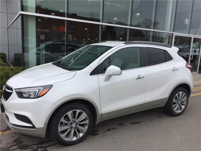 Used 2019 Buick Encore Preferred PREFERRED|FWD|TOUCH SCREEN|REARVIEW CAMERA|REMOTE START - London - Finch Chevrolet