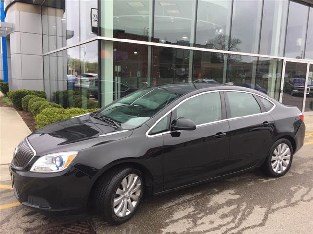 Used 2016 Buick Verano Base TOUCH SCREEN|REARVIEW CAMERA|REMOTE START - London - Finch Chevrolet