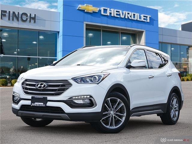 2017 Hyundai Santa Fe Sport  (Stk: 131445) in London - Image 1 of 28