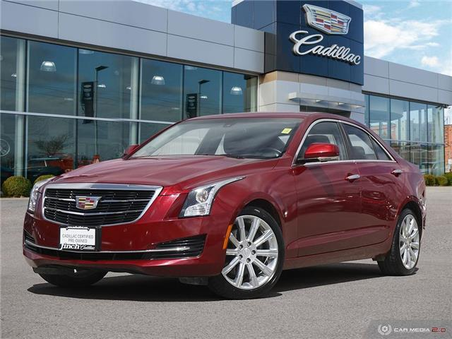 2015 Cadillac ATS 2.0L Turbo Luxury (Stk: 154322) in London - Image 1 of 27