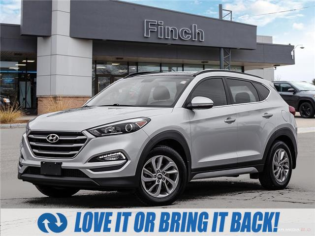 2017 Hyundai Tucson  (Stk: 100299) in London - Image 1 of 27
