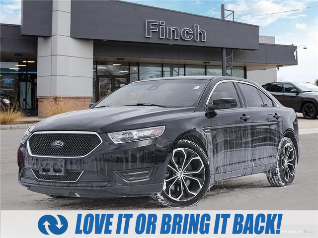 2017 Ford Taurus SHO (Stk: 100739) in London - Image 1 of 27