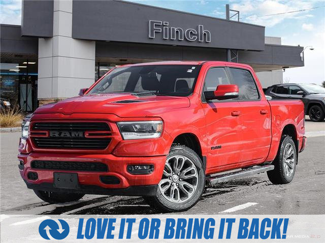 2019 RAM 1500 Sport (Stk: 91317) in London - Image 1 of 27