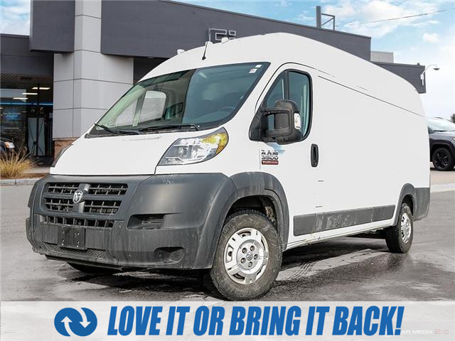 2016 RAM ProMaster 3500 High Roof (Stk: 100748) in London - Image 1 of 10