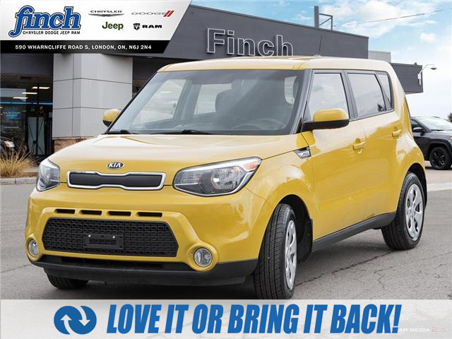 2015 Kia Soul  (Stk: 101395) in London - Image 1 of 25