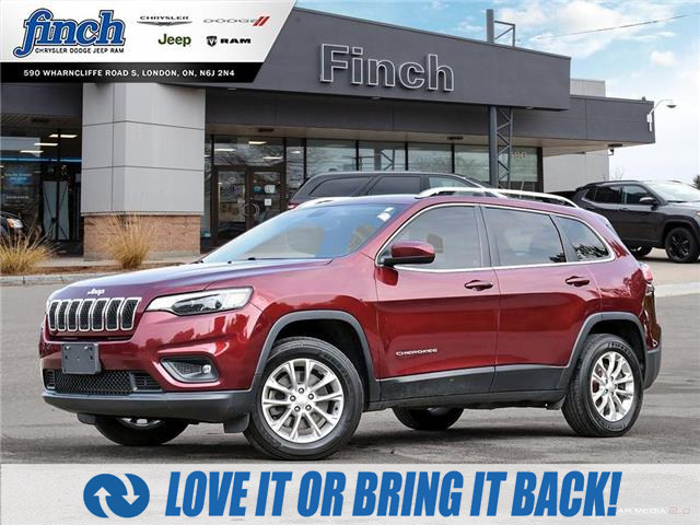 2019 Jeep Cherokee North (Stk: 90980) in London - Image 1 of 27