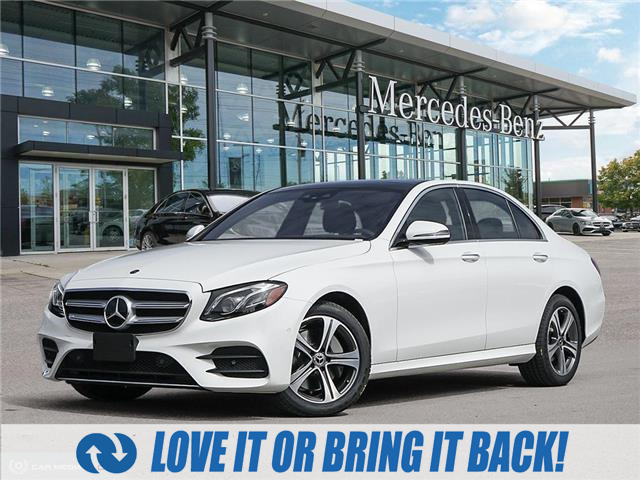 2019 Mercedes-Benz E-Class Base (Stk: 1955691) in London - Image 1 of 27