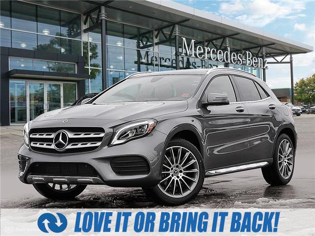 2020 Mercedes-Benz GLA 250 Base WDCTG4GB2LJ680967 2080774 in London