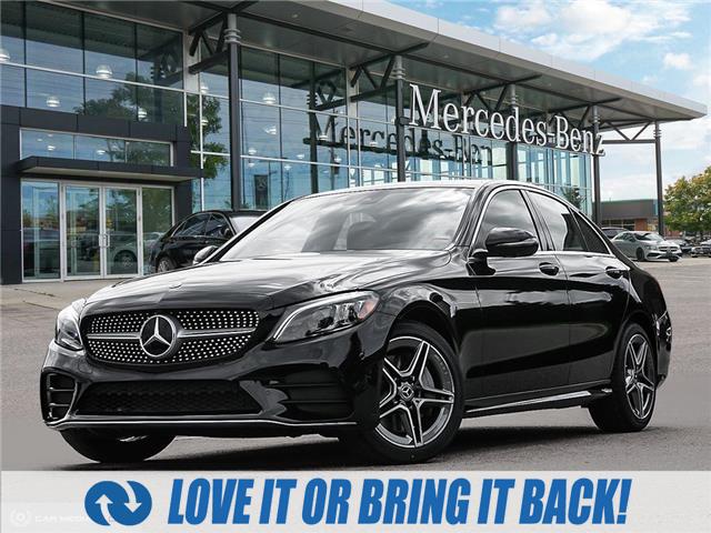 2020 Mercedes-Benz C-Class Base 55SWF8EB0LU326578 2078333 in London