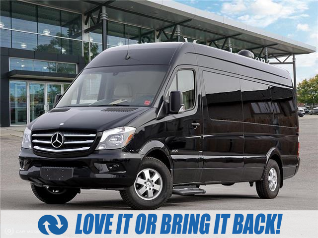 2016 Mercedes-Benz Sprinter-Class High Roof (Stk: S1603416) in London - Image 1 of 27