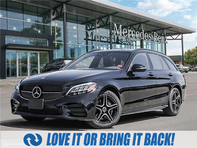 2020 Mercedes-Benz C300 4MATIC Wagon WDDWH8EB5LF982773 2087896 in London