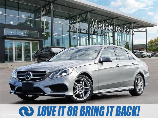2014 Mercedes-Benz E-Class Base (Stk: 2076391A) in London - Image 1 of 25