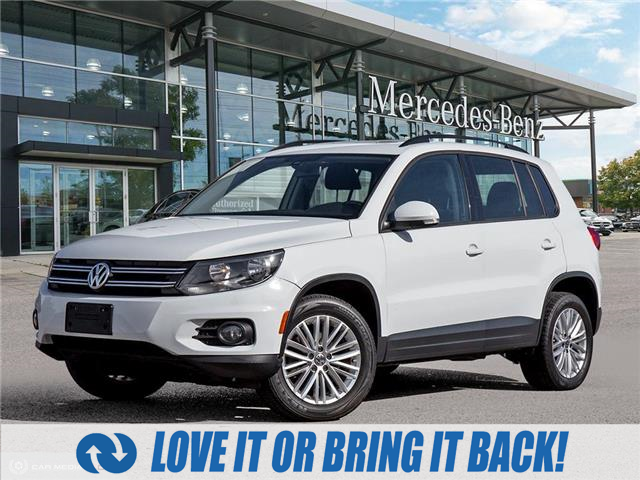 2016 Volkswagen Tiguan Special Edition (Stk: 2053948A) in London - Image 1 of 25
