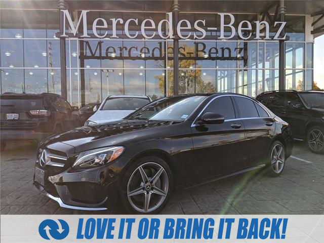 Used 2018 Mercedes-Benz C-Class Base C300|4MATIC|SEDAN - London - Mercedes Benz London