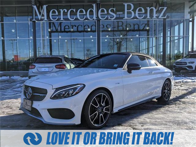 Used 2017 Mercedes-Benz AMG C 43 Base C43|AMG|4MATIC|CABRIOLET - London - Mercedes Benz London