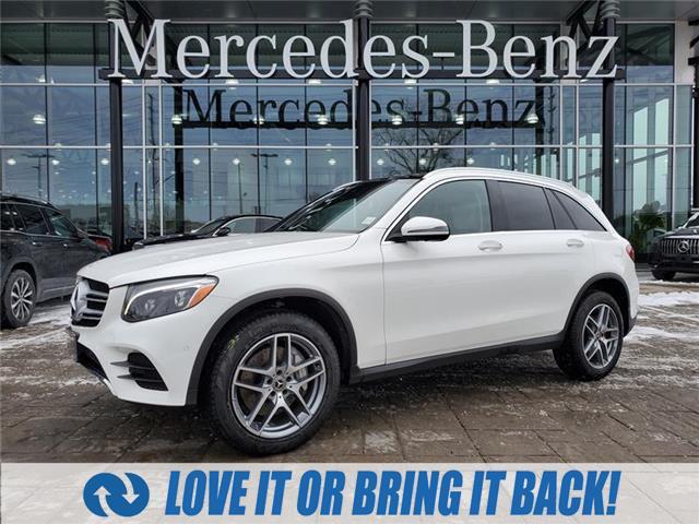 Used 2018 Mercedes-Benz GLC 300 Base GLC300|4MATIC|PREMIUM PKG|TECH PKG|HEATED SEATS/STEERING WHEEL - London - Mercedes Benz London
