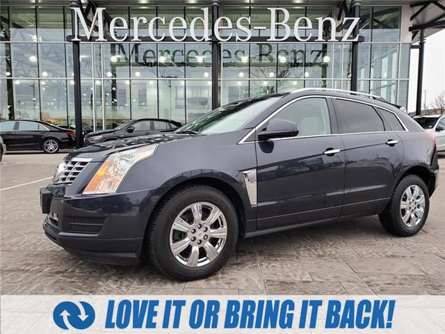 Used 2016 Cadillac SRX Luxury Collection  - London - Mercedes Benz London
