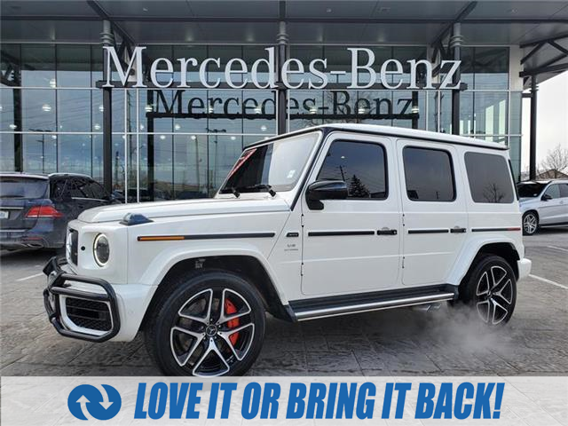 Used 2019 Mercedes-Benz AMG G 63 Base  - London - Mercedes Benz London