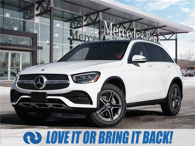 2021 Mercedes-Benz GLC 300 Base (Stk: 2134875) in London - Image 1 of 25