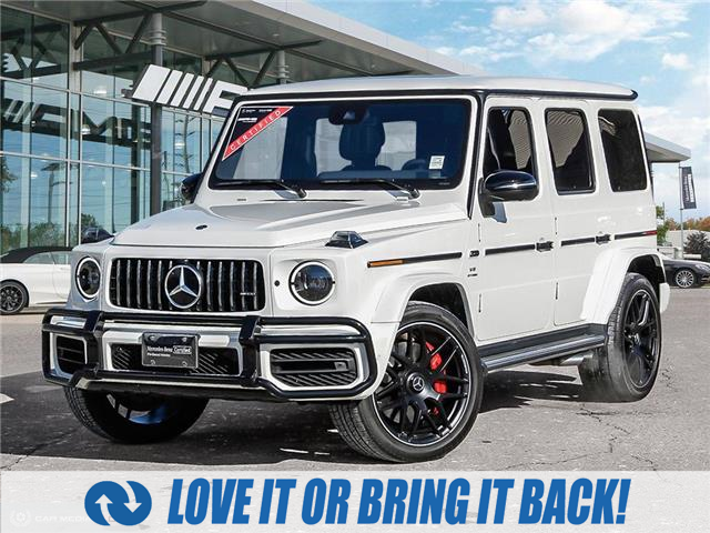 2019 Mercedes-Benz AMG G 63 Base (Stk: 2130606A) in London - Image 1 of 27