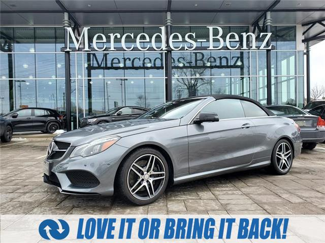 Used 2017 Mercedes-Benz E-Class Base  - London - Mercedes Benz London