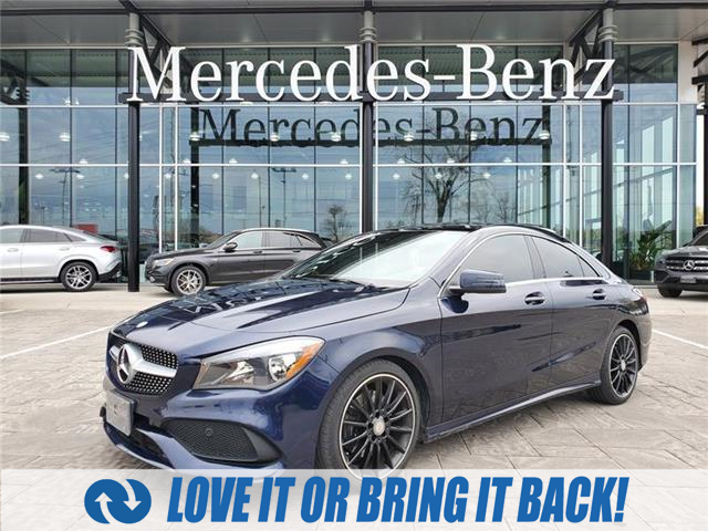 Used 2017 Mercedes-Benz CLA 250 Base  - London - Mercedes Benz London
