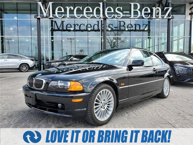 Used 2000 BMW 323 ci CI|COUPE - London - Mercedes Benz London
