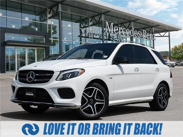 2018 Mercedes-Benz AMG GLE 43 Base (Stk: P1639) in London - Image 1 of 27