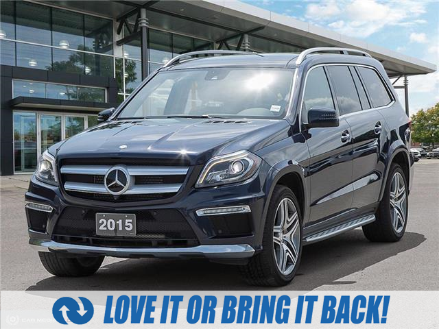 2015 Mercedes-Benz GL-Class Base (Stk: P1656) in London - Image 1 of 26