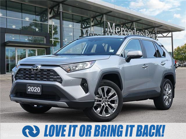2020 Toyota RAV4 Limited (Stk: 2004358A) in London - Image 1 of 25