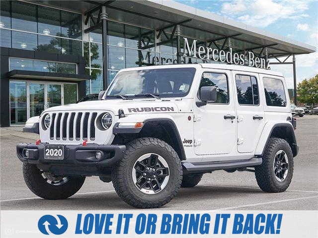 2020 Jeep Wrangler Unlimited Rubicon (Stk: 2145076A) in London - Image 1 of 25
