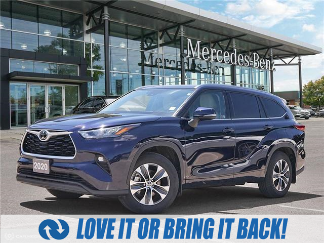 2020 Toyota Highlander XLE (Stk: 2149952A) in London - Image 1 of 25