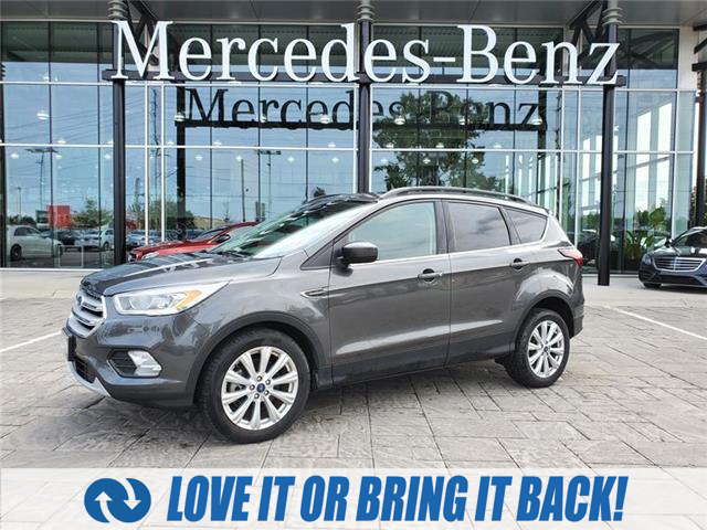 Used 2019 Ford Escape SEL SEL|4X4|PANORAMIC SUNROOF|ADAPTIVE CRUISE|BACKUP CAMERA|HEATED SEATS|REMOTE START - London - Mercedes Benz London