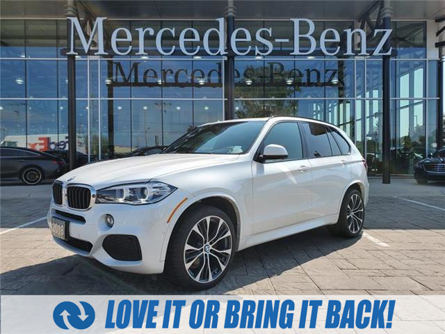 Used 2018 BMW X5 xDrive35i XDRIVE35I|AWD|HARMAN KARDON SURROUND SOUND|DRIVING ASSISTANT - London - Mercedes Benz London