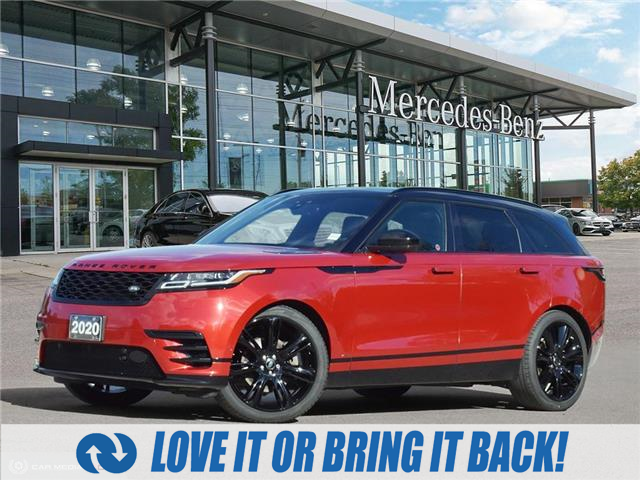 2020 Land Rover Range Rover Velar P380 R-Dynamic HSE (Stk: 2193943A) in London - Image 1 of 25