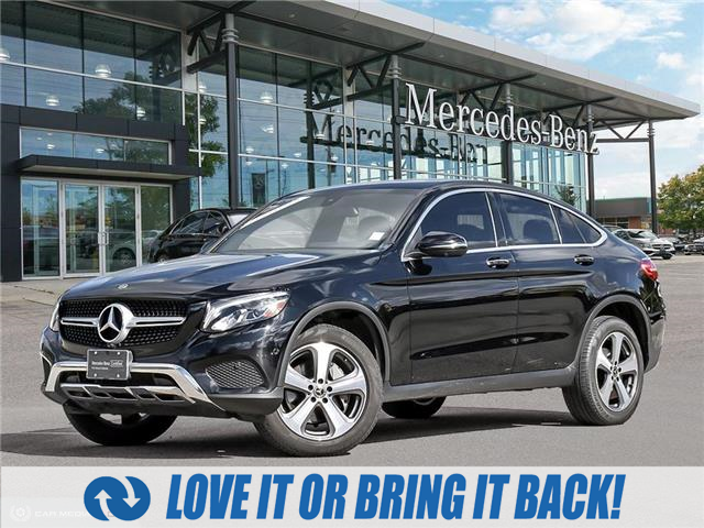 2018 Mercedes-Benz GLC 300 Base (Stk: L1800) in London - Image 1 of 25