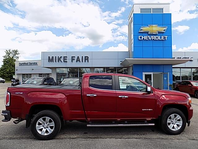 2017 GMC Canyon SLE (Stk: 20301A) in Smiths Falls - Image 1 of 19