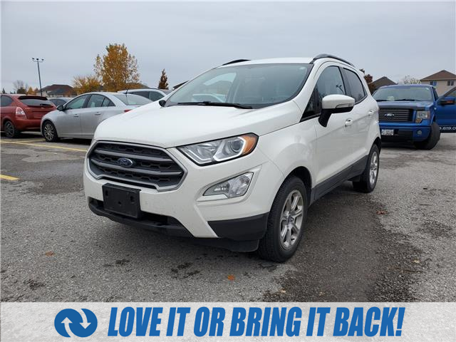 2018 Ford EcoSport SE (Stk: 97437) in London - Image 1 of 5