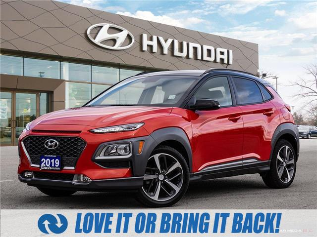 2018 Hyundai Kona 1.6T Trend (Stk: 81853) in London - Image 1 of 26