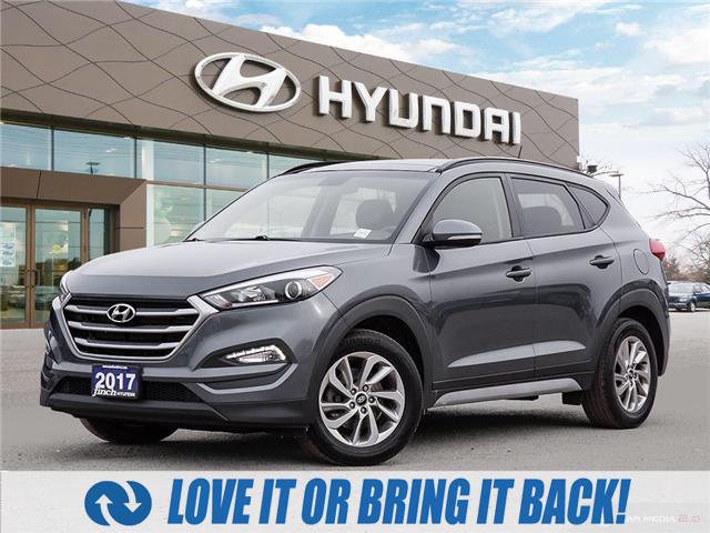 2017 Hyundai Tucson SE (Stk: 80142) in London - Image 1 of 26