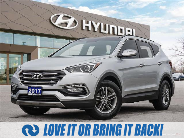2017 Hyundai Santa Fe Sport 2.4 Luxury (Stk: 73739) in London - Image 1 of 27