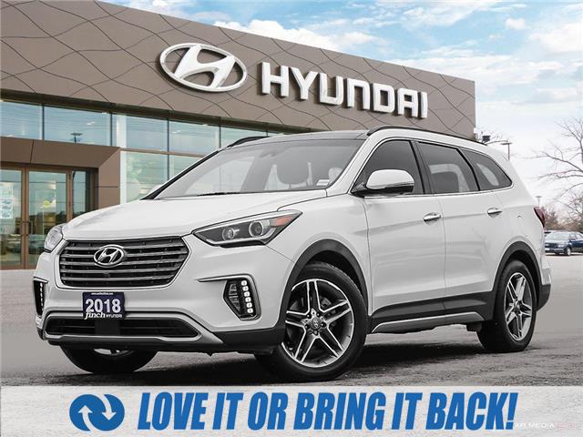 2018 Hyundai Santa Fe XL Ultimate (Stk: 79532) in London - Image 1 of 27
